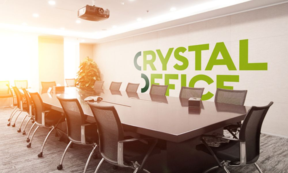 Lovemark Reklam Ajans Crystal Office